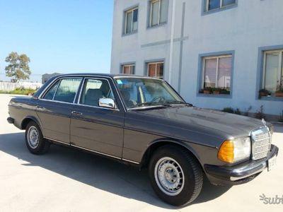 usado Mercedes E300 D - 1984 automatica