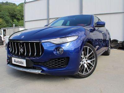 usata Maserati Levante V6 AWD S