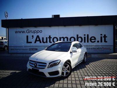 gebraucht Mercedes 170 GLA - X156 220 d (cdi) Executive 4maticauto