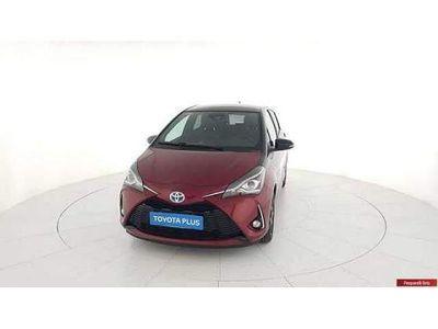second-hand Toyota Yaris Hybrid 15H ECVT 5P TREND R MY18