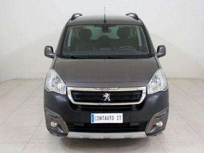 second-hand Peugeot TePee Tepee 1.6 BlueHDi 100 CV Outdoor1.6 BlueHDi 100 CV Outdoor