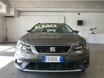 usata Seat Leon X-Perience ST 1.6 TDI 115 CV nuova a Mantova