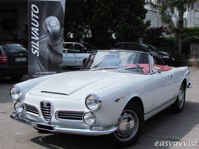 gebraucht Alfa Romeo 2600 giuliaspider touring tipo 106.01 iscritta r.i.a.r. benzina
