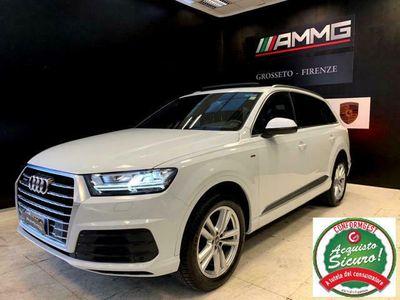 usata Audi Q7 3.0 TDI 272 CV quattro S-Line Plus 7 posti (858)G