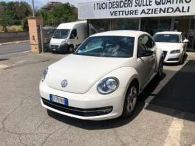 used VW Maggiolino 2.0 tdi dsg sport diesel