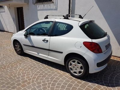 used Peugeot 207 1.4 HDi 70CV 3p. XAD Van