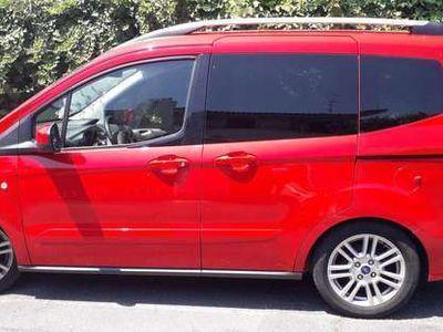 usata Ford Tourneo Courier 1.0 EcoBoost 100 CV Tita
