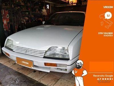 usata Citroën CX CX22 TRS anno 1986 metano