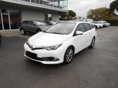 used Toyota Auris 1.6 D-4D Lounge Touring Sports SW