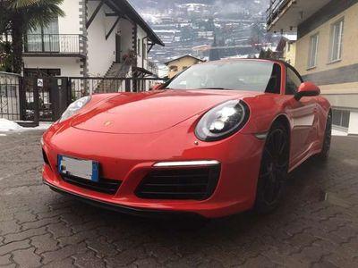 usata Porsche 911 Carrera 4S Cabriolet 991 911 3.0