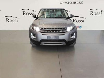 usata Land Rover Range Rover evoque 5 Porte 2.2 TD4 Pure Tech Pack