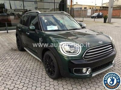 begagnad Mini Cooper D Countryman all4 hype line