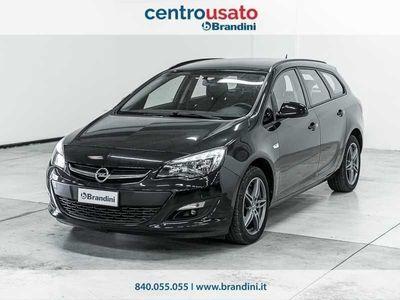 usata Opel Astra 1.6 CDTI EcoFLEX S&S Sports Tourer Cosmo