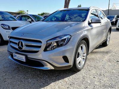 gebraucht Mercedes GLA200 d Automatic 136cv