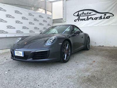 usata Porsche 911 Carrera S Cabriolet 911 3.0