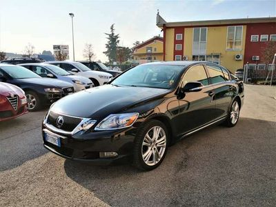 usata Lexus GS450H 24V Plus Hybrid **ELETTR/benz**AUT**TELECAM**NAVI