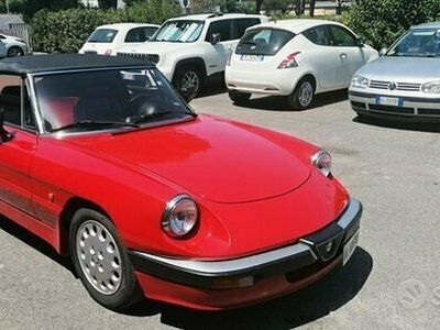 usata Alfa Romeo Spider - 1986