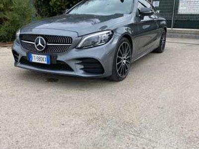 usata Mercedes C200 Auto EQ-Boost Coupé Premium Plus