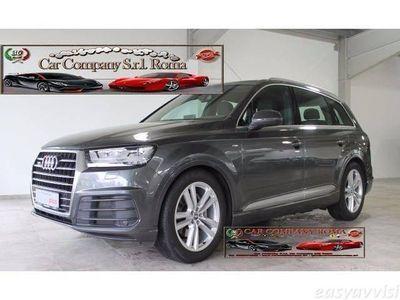 usata Audi Q7 Q73.0 TDI quattro S-pacchetto Sport Line (Na