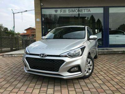 gebraucht Hyundai i20 1.2 5 porte Advanced - NUOVA