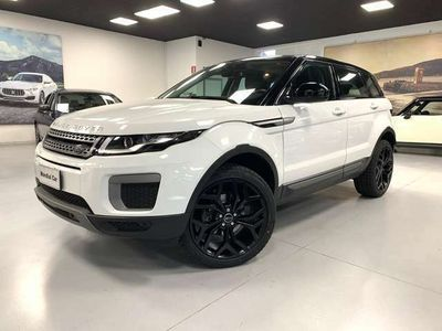 usata Land Rover Range Rover evoque 2.0 eD4 5p. SE 2017