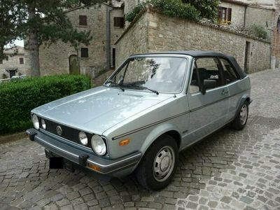 usata VW Golf Cabriolet gl prima serie 1100 cc