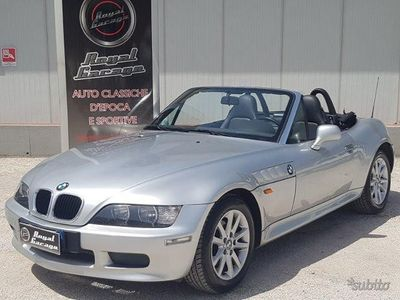 used BMW 2000 z3 1.9 roadster -service book-clima- -