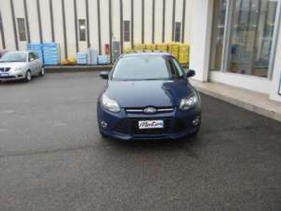 usata Ford Focus 1.6 tdci 115 cv sw titanium diesel