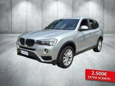 usata BMW X3 xdrive20d Business auto