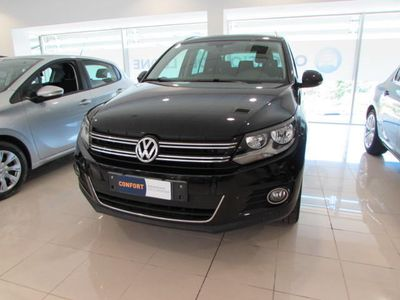 gebraucht VW Tiguan 2.0 TDI 140 CV 4MOTION Sport & Style