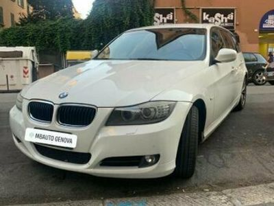 usata BMW 318 d automatica