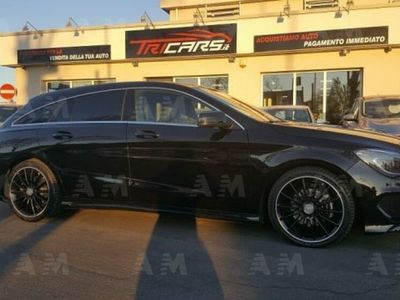używany Mercedes CLA200 Shooting Brake d 4Matic Automatic Premium usato