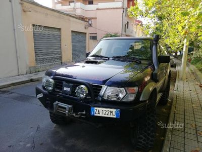 usata Nissan Patrol Gr y61 3.0 Dti