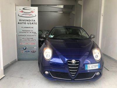 używany Alfa Romeo MiTo 1.4 105 cv m.air distinctive premium pack benzina