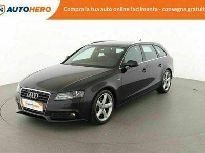 usata Audi A4 avant 2.0 tdi 170cv - consegna a casa gratis