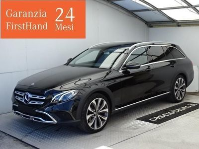 usado Mercedes E220 S.W. 4Matic Auto Business Sport All-T