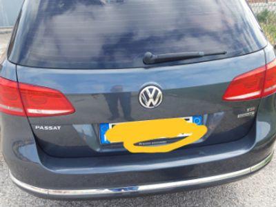 brugt VW Passat Passat 1.4 TSI Comfortline Ecofuel
