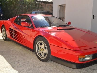 usata Ferrari Testarossa - 1991