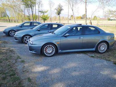 usata Alfa Romeo GTA 156 3.200 V6 24V250CV BUSSO PERFETTA (PERMUTE)