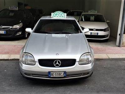 used Mercedes SLK200 KOMPRESSOR SPECIAL EDITION