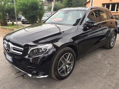 usata Mercedes GLC350