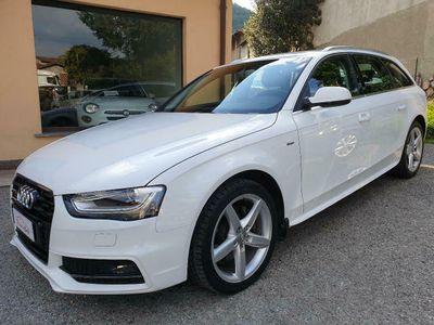 usata Audi A4 Avant TDI S-Line Quattro Xenon 18'' Gancio OTTIMA!