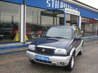 usado Suzuki Grand Vitara 2.0 turbodiesel 16V cat S.W. 4x4