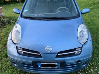 second-hand Nissan Micra 1.5 dci 2007