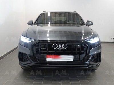 usata Audi Q8 50 TDI 286 CV quattro tiptronic S-line B&O MATRIX