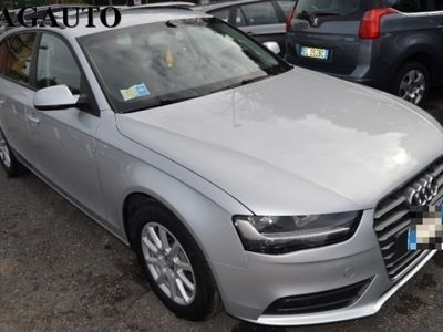 usata Audi A4 Avant 2.0 TDI 177CV quattro Roma