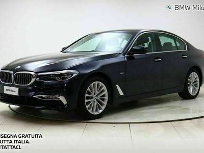 usata BMW 520 d Luxury