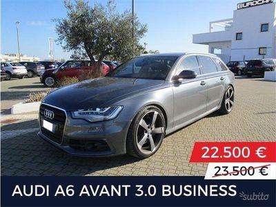 usado Audi A6 AVANT 3.0 V6 TDI BUSINESS PLUS QUATTRO 313CV TIPT