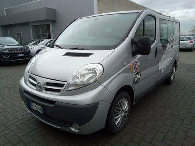usata Nissan Primastar 2.0 dCi 115CV Bus E5 - N1 (Prezzo 7.300€+IVA)