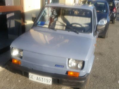 używany Fiat 126 personal 1987
